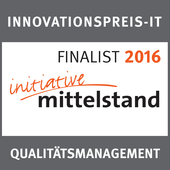 savvytest is TOP3 of Innovation Award IT 2016