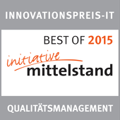 Best Of 2015 Qualitätsmanagement